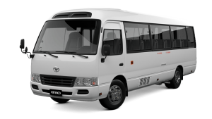 30 Seats Toyota Coaster Bus